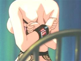 Redhead hentai bondaged and hot poked